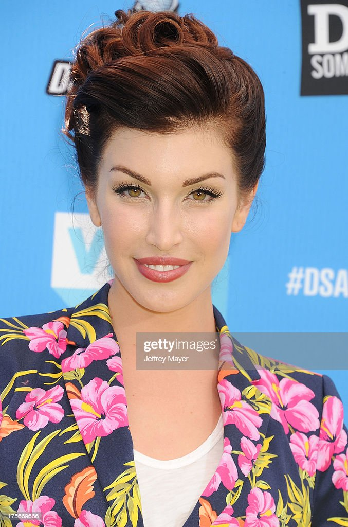 Actress Stevie Ryan arrives at the DoSomething.org and VH1's 2013 Do Something Awards at Avalon on July 31, 2013 in Hollywood, California.