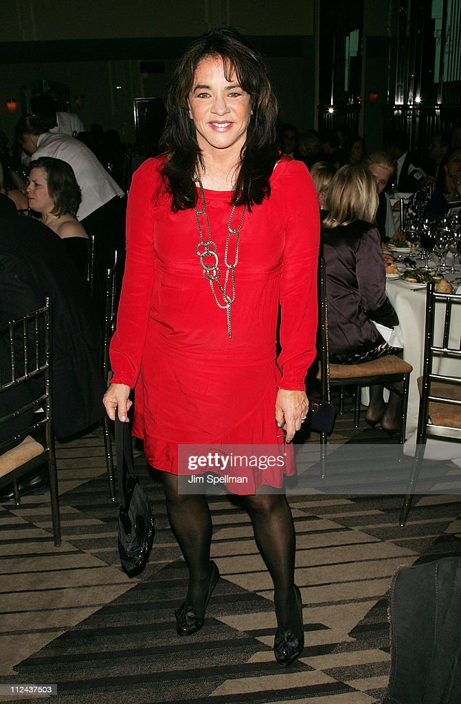 Actress Stockard Channing arrives at the 4th Annual Stella by Starlight Gala Benefit Honoring Martin Sheen at Chipriani 23rd st on March 17, 2008 in New York City.