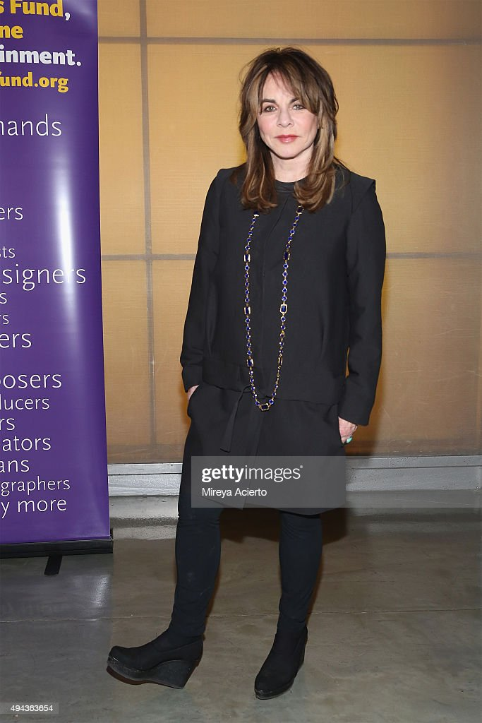Actress Stockard Channing attends 'Bridging the Gap and Other Short Plays by Wesley Taylor' benefit reading at New World Stages on October 26, 2015 in New York City.