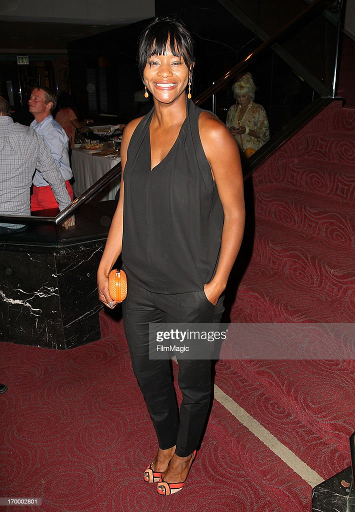 Actress <a gi-track='captionPersonalityLinkClicked' href=/galleries/search?phrase=Sufe+Bradshaw&family=editorial&specificpeople=5855646 ng-click='$event.stopPropagation()'>Sufe Bradshaw</a> attends HBO's 'VEEP' screening and panel at the Leonard H. Goldenson Theatre at the Academy of Television Arts & Sciences on June 5, 2013 in North Hollywood, California.
