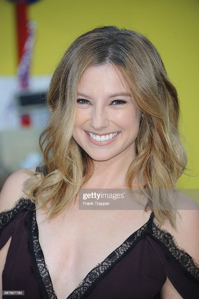 Actress Sugar Lyn Beard attends the premiere of Sony's 'Sausage Party' held at the Regency Village Theater on August 9 2016 in Westwood California