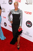Actress Suki Avery attends the 45th NAACP Image Awards presented by TV One at Pasadena Civic Auditorium on February 22 2014 in Pasadena California