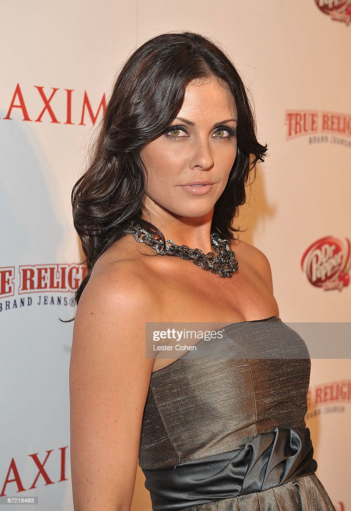 Actress Summer Altice arrives at Maxim's 10th Annual Hot 100 Celebration Presented by Dr Pepper Cherry, True Religion Brand Jeans, Stolichnaya Vodka and Corona held at Barker Hangar on May 13, 2009 in Santa Monica, California.