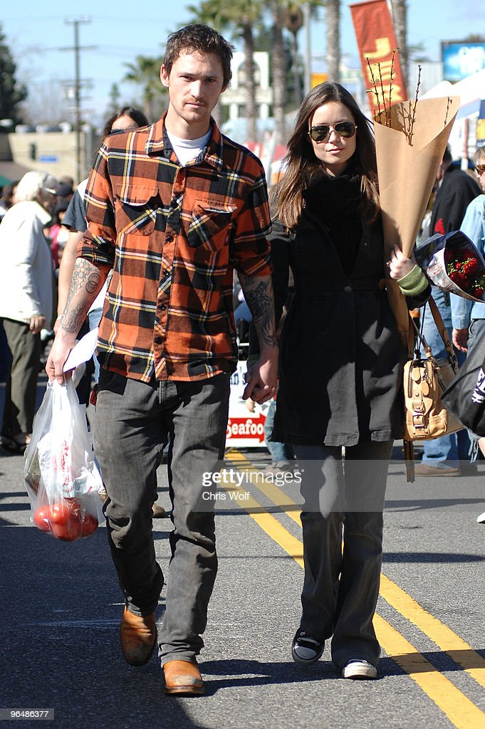 Celebrity Sightings in Los Angeles - February 7, 2010