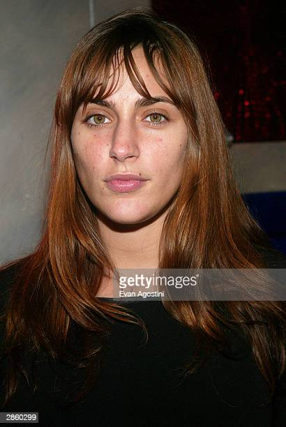 Actress Summer Phoenix attends the '69th Annual New York Film Critics Circle Awards Dinner' at Noche January 11 2004 in New York City