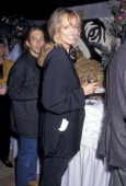 Actress Susan Anton attends the People for a Caring Earth Hosts a Benefit Party for the Los Angeles Mission Shelter Construction Fund on February 27...