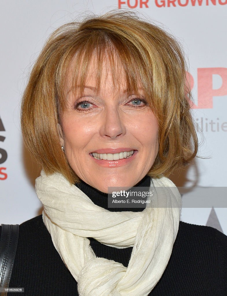 Actress <a gi-track='captionPersonalityLinkClicked' href=/galleries/search?phrase=Susan+Blakely&family=editorial&specificpeople=671913 ng-click='$event.stopPropagation()'>Susan Blakely</a> arrives to AARP The Magazine's 12th Annual Movies for Grownups Awards Luncheon at Peninsula Hotel on February 12, 2013 in Beverly Hills, California.