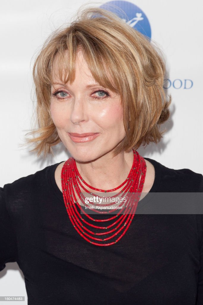 Actress Susan Blakely attends Project Angel Food's 17th Annual Angel Awards at Project Angel Food on August 18, 2012 in Los Angeles, California.