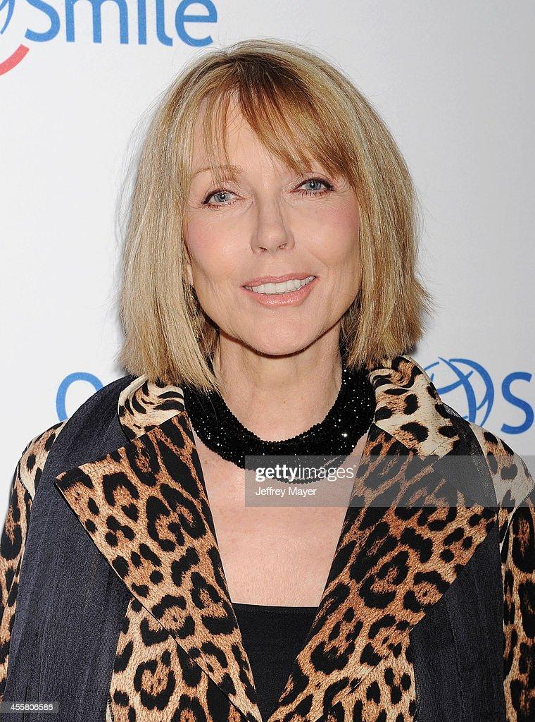 Actress Susan Blakely ...