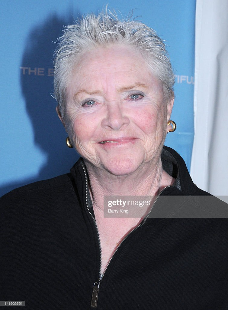 Actress <a gi-track='captionPersonalityLinkClicked' href=/galleries/search?phrase=Susan+Flannery&family=editorial&specificpeople=653995 ng-click='$event.stopPropagation()'>Susan Flannery</a> attends 'The Bold And The Beautiful' 25th silver anniversary party on March 10, 2012 in Los Angeles, California.