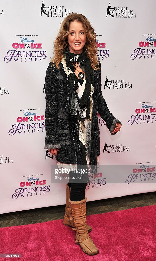 Actress Susan Haskell attends Disney On Ice's 'Princess Wishes' opening night at Madison Square Garden on January 21, 2011 in New York City.