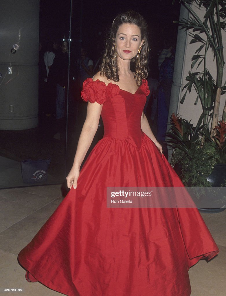 Actress Susan Haskell attends the 11th Annual Soap Opera Digest Awards on February 17 1995 at the Beverly Hilton Hotel in Beverly Hills California