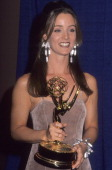 Actress Susan Haskell attends the 21st Annual Daytime Emmy Awards on May 25 1994 at the Marriott Marquis Hotel in New York City