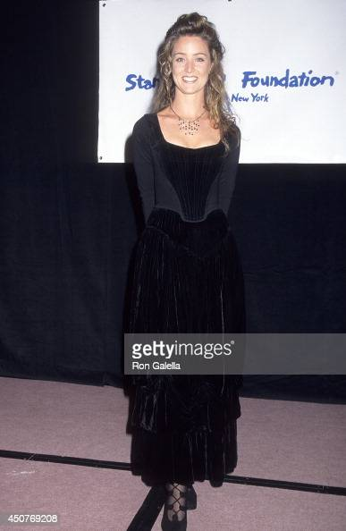 Actress Susan Haskell attends the Starlight Foundation of New York's 10th Anniversary Dinner/Dance on March 13 1995 at the Marriott Marquis Hotel in...