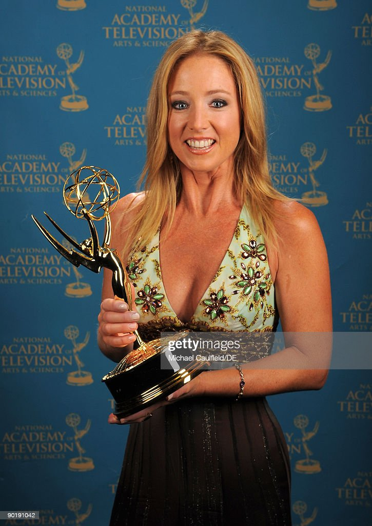 Actress Susan Haskell winner of Emmy for Lead Actress in a Drama Series poses for a portrait at the 36th Annual Daytime Emmy Awards at The Orpheum...