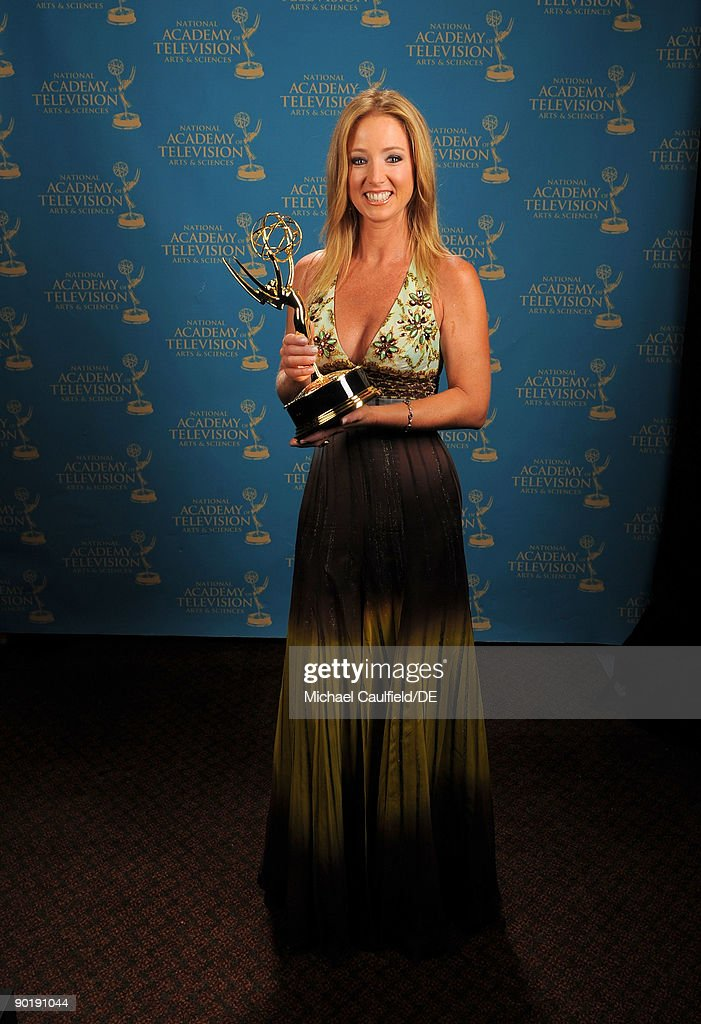 Actress Susan Haskell, winner of Emmy for Lead Actress in a Drama Series, poses for a portrait at the 36th Annual Daytime Emmy Awards at The Orpheum Theatre on August 30, 2009 in Los Angeles, California.