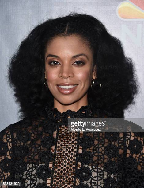 Actress Susan Kelechi Watson attends a screening of the season finale of NBC's 'This Is Us' at The Directors Guild Of America on March 14 2017 in Los...