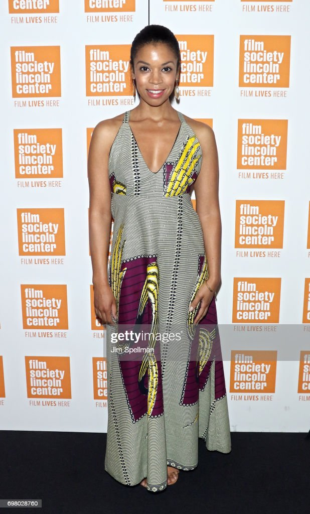 Actress Susan Kelechi Watson attends An Evening For Film In Education hosted by the The Film Society of Lincoln Center at Walter Reade Theater on June 19, 2017 in New York City.