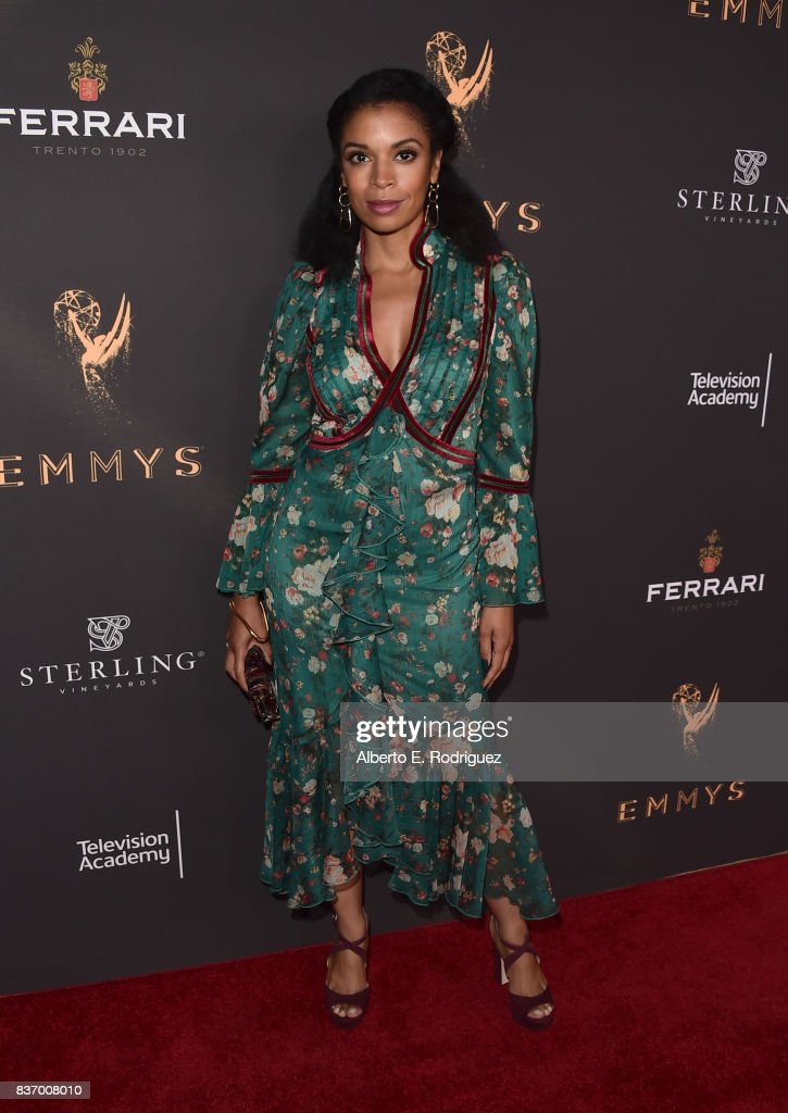 Actress Susan Kelechi Watson attends the Television Academy's Performers Peer Group Celebration at The Montage Beverly Hills on August 21, 2017 in Beverly Hills, California.