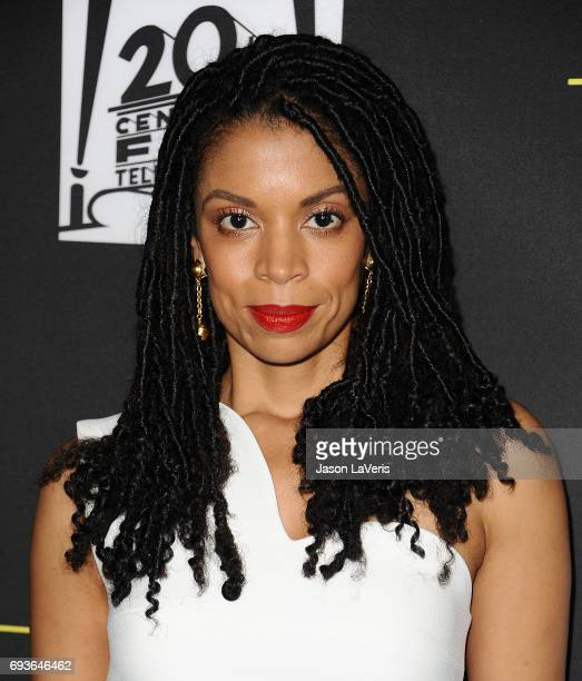 Actress Susan Kelechi Watson attends the 'This Is Us' FYC screening and panel at The Cinerama Dome on June 7 2017 in Los Angeles California