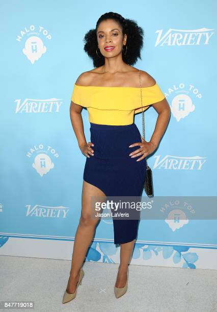 Actress Susan Kelechi Watson attends Variety and Women In Film's 2017 preEmmy celebration at Gracias Madre on September 15 2017 in West Hollywood...