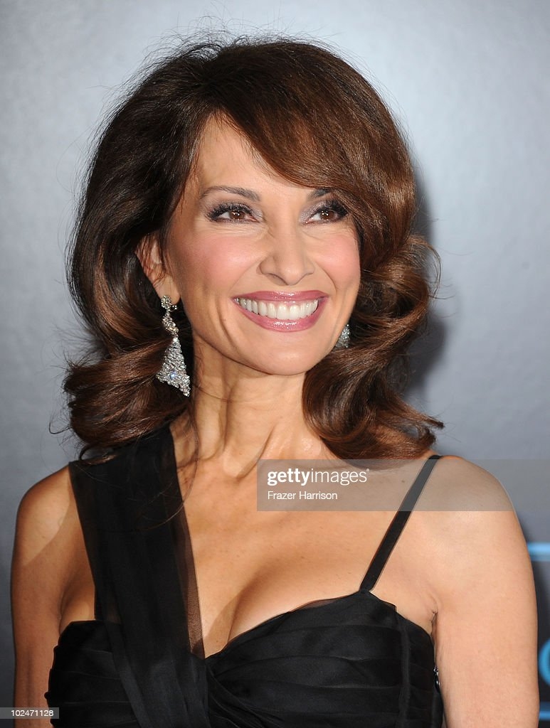 Actress Susan Lucci arrives at the 37th Annual Daytime Entertainment Emmy Awards held at the Las Vegas Hilton on June 27, 2010 in Las Vegas, Nevada.