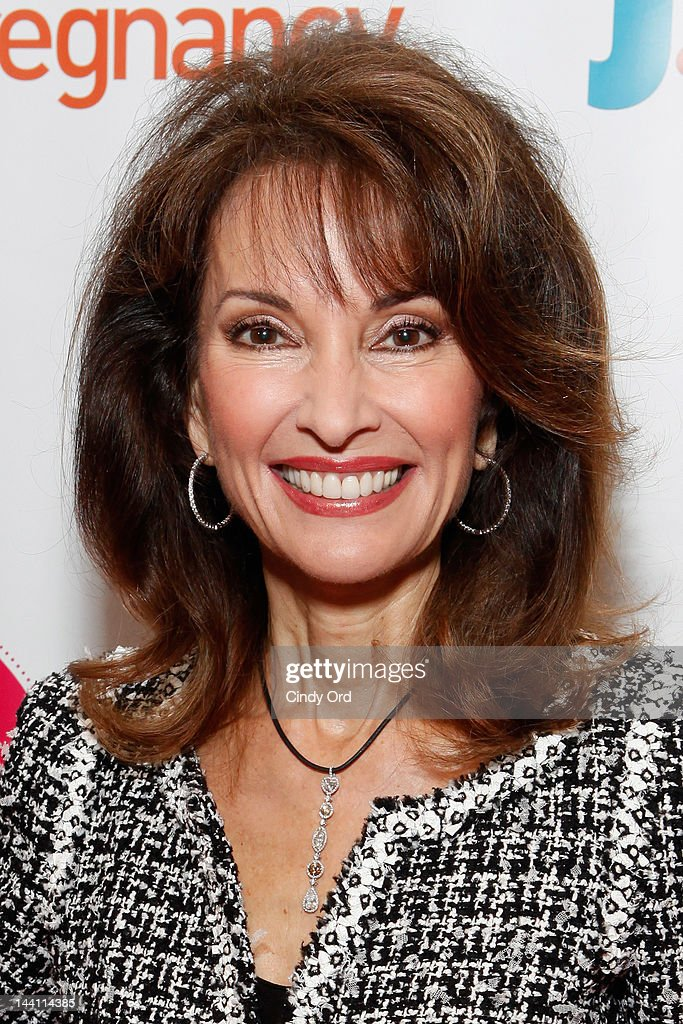 Actress Susan Lucci attends Big City Moms Biggest Baby Shower Ever produced by Big City Moms and Fit Pregnancy on May 9, 2012 in New York City.