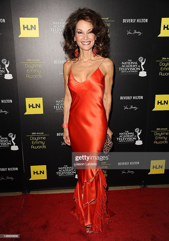 Actress Susan Lucci attends the 39th annual Daytime Emmy Awards at The Beverly Hilton Hotel on June 23, 2012 in Beverly Hills, California.