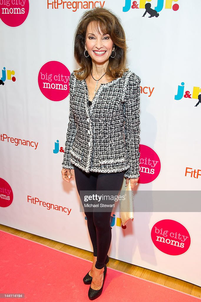 Actress Susan Lucci attends the Big City Moms Biggest Baby Shower Ever produced by Big City Moms and Fit Pregnancy on May 9, 2012 in New York City.