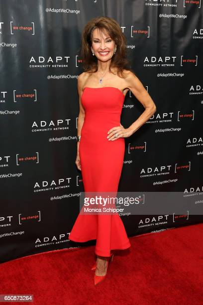 Actress Susan Lucci attends the UCP of NYC 70th Anniversary Celebration Gala at New York Hilton Midtown on March 9 2017 in New York City