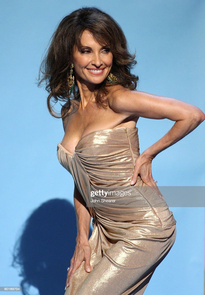 Actress Susan Lucci performs onstage during the 36th Annual Daytime Emmy Awards at The Orpheum Theatre on August 30, 2009 in Los Angeles, California.