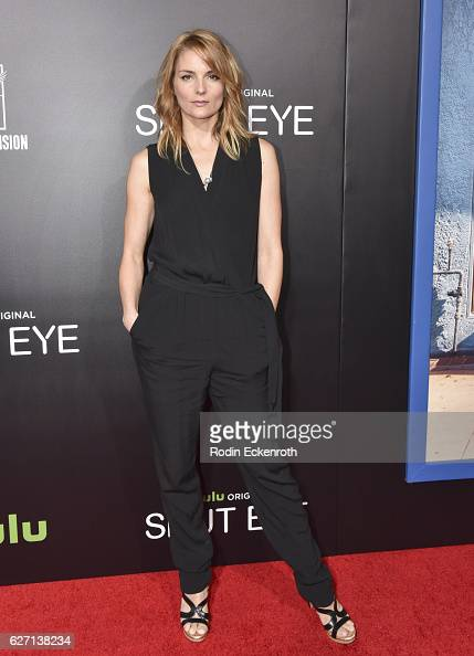 Actress Susan Misner attends the premiere of Hulu's 'Shut Eye' at ArcLight Hollywood on December 1 2016 in Hollywood California