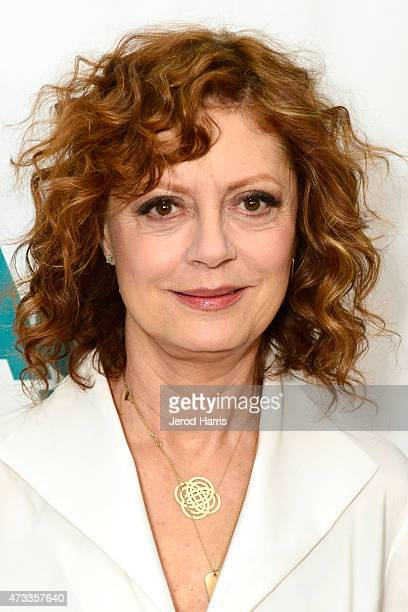 Actress Susan Sarandon attends the launch of 'Aging In Place' Educational Campaign at InnovAge Greater California PACE on May 14 2015 in San...
