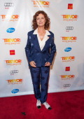 Actress Susan Sarandon attends 'Trevor Live' Hosted By The Trevor Project at Chelsea Piers on June 25 2012 in New York City