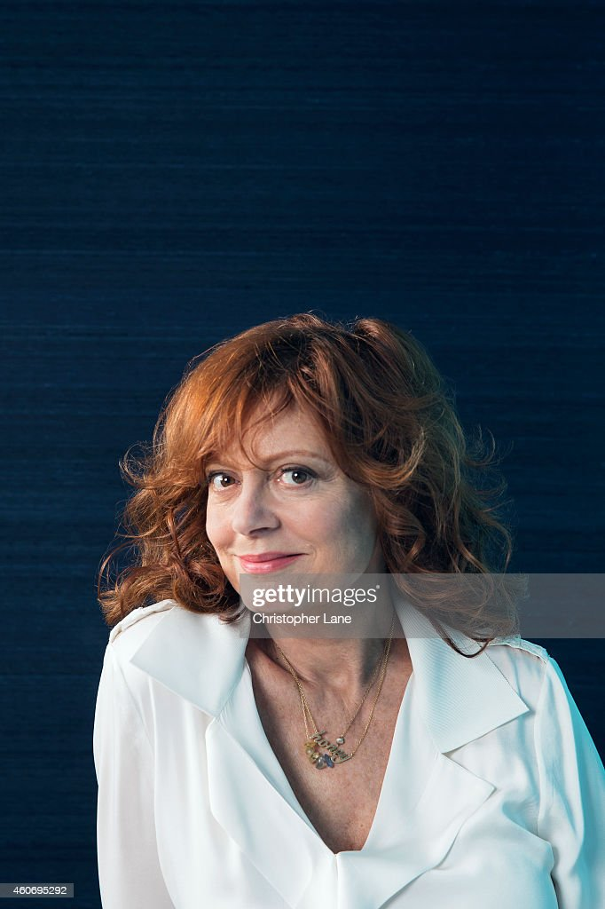 Actress <a gi-track='captionPersonalityLinkClicked' href=/galleries/search?phrase=Susan+Sarandon&family=editorial&specificpeople=202474 ng-click='$event.stopPropagation()'>Susan Sarandon</a> is photographed for Guardian Newspaper on July 23, 2014 in New York City.