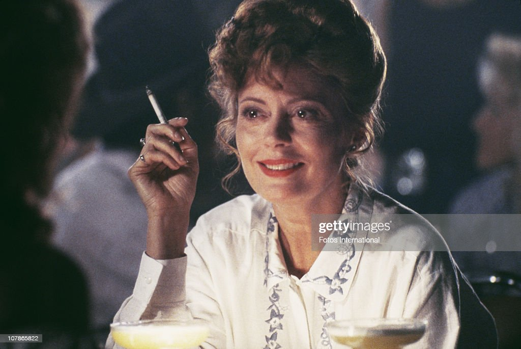 Actress <a gi-track='captionPersonalityLinkClicked' href=/galleries/search?phrase=Susan+Sarandon&family=editorial&specificpeople=202474 ng-click='$event.stopPropagation()'>Susan Sarandon</a> stars in the film 'Thelma And Louise', 1991.