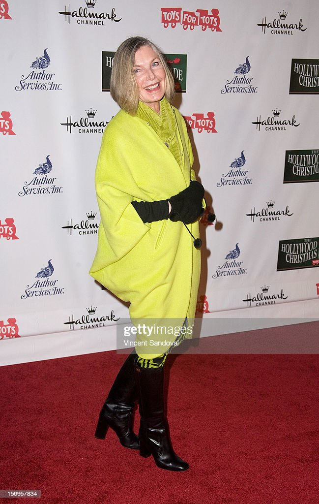 Actress Susan Sullivan attends the 2012 Hollywood Christmas Parade Benefiting Marine Toys For Tots on November 25, 2012 in Los Angeles, California.