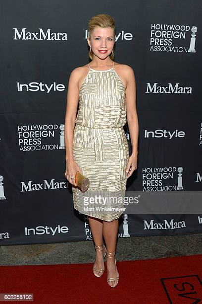 Actress Susan Yeagley attends the TIFF/InStyle/HFPA Party during the 2016 Toronto International Film Festival at Windsor Arms Hotel on September 10...