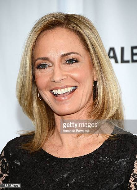 Actress Susanna Thompson arrives at the 30th Annual PaleyFest The William S Paley Television Festival featuring 'Arrow' at the Saban Theatre on March...
