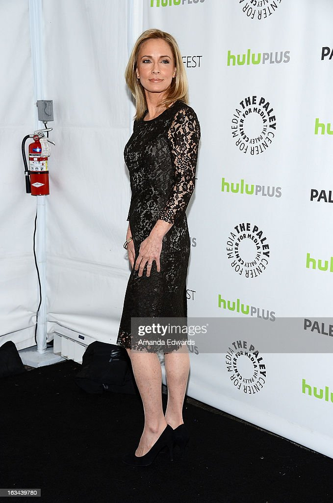 Actress Susanna Thompson arrives at the 30th Annual PaleyFest: The William S. Paley Television Festival featuring 'Arrow' at the Saban Theatre on March 9, 2013 in Beverly Hills, California.