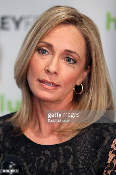 Actress Susanna Thompson attends The Paley Center For Media's PaleyFest 2013 honoring 'Arrow' at the Saban Theatre on March 9 2013 in Beverly Hills...