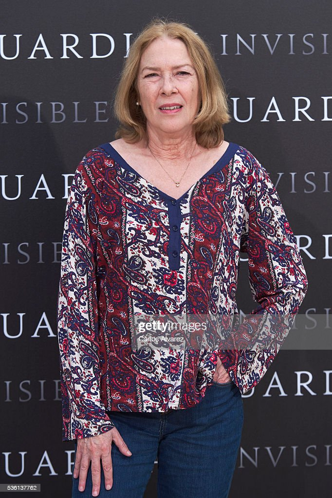 Actress Susi Sanchez attends 'El Guardian Invisible' photocall on May 31, 2016 in Madrid, Spain.