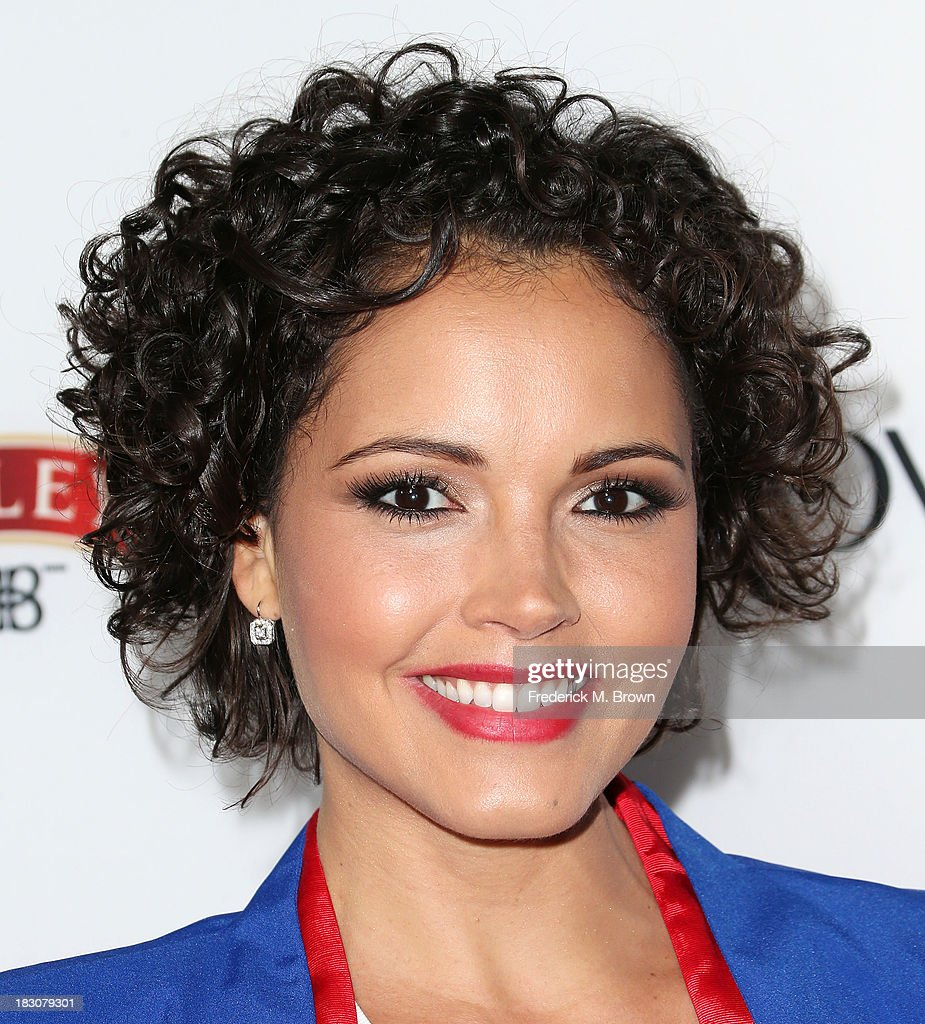 Actress <a gi-track='captionPersonalityLinkClicked' href=/galleries/search?phrase=Susie+Castillo&family=editorial&specificpeople=214256 ng-click='$event.stopPropagation()'>Susie Castillo</a> attends Latina Magazine's 'Hollywood Hot List' Party at The Redbury Hotel on October 3, 2013 in Hollywood, California.