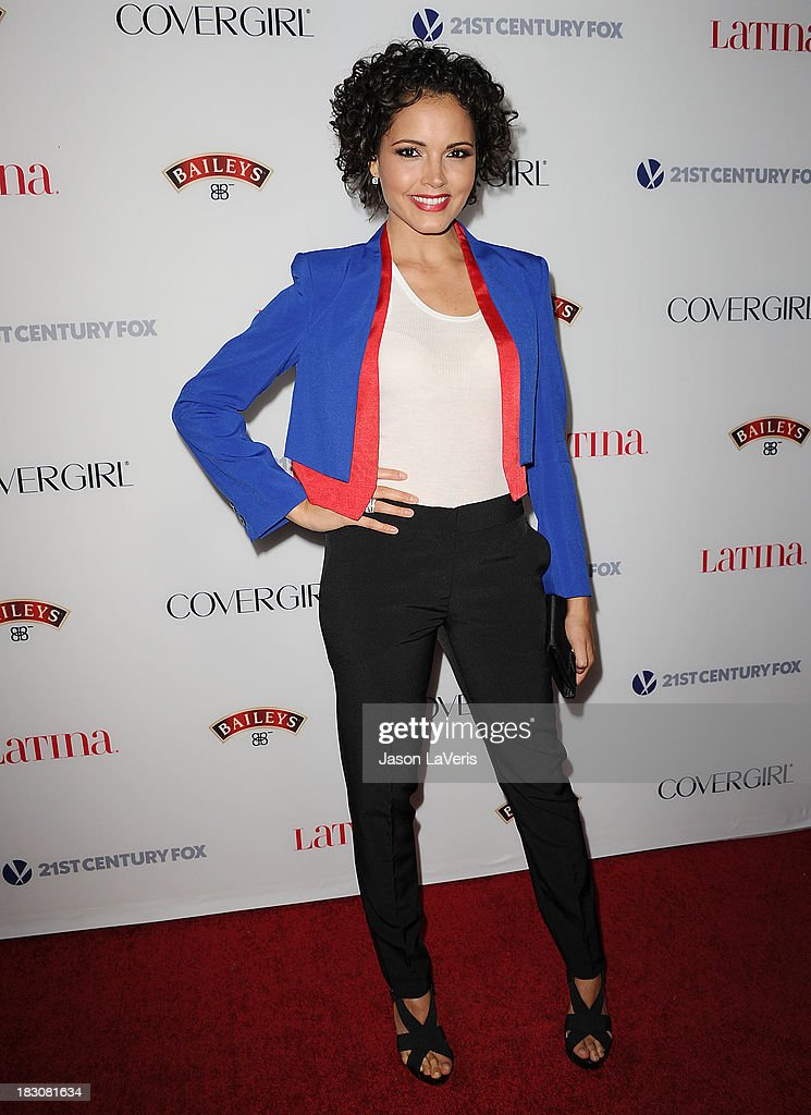 Actress Susie Castillo attends the Latina Magazine 'Hollywood Hot List' party at The Redbury Hotel on October 3, 2013 in Hollywood, California.