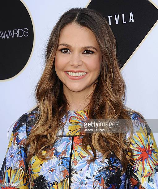 Actress Sutton Foster attends the 2015 TV LAND Awards at Saban Theatre on April 11 2015 in Beverly Hills California
