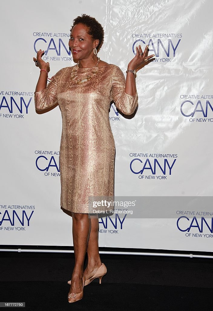 Actress Suzanne Dougglas attends The Pearl Gala 2013 at The Edison Ballroom on April 29, 2013 in New York City.