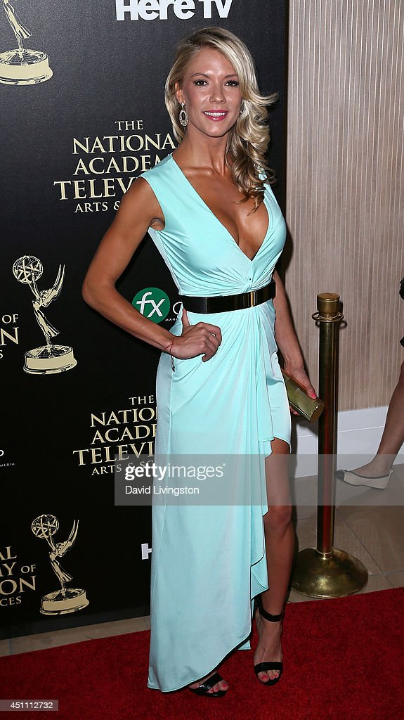 Actress Suzanne Quast attends the 41st Annual Daytime Emmy Awards at The Beverly Hilton Hotel on June 22, 2014 in Beverly Hills, California.