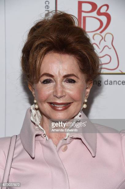 Actress Suzanne Rogers arrives at the 30th Annual Gypsy Awards Luncheon at The Beverly Hilton Hotel on April 23 2017 in Beverly Hills California