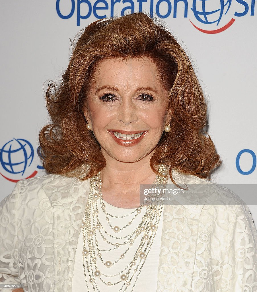 Actress <a gi-track='captionPersonalityLinkClicked' href=/galleries/search?phrase=Suzanne+Rogers+-+Actress&family=editorial&specificpeople=13902592 ng-click='$event.stopPropagation()'>Suzanne Rogers</a> attends the 2014 Operation Smile gala at the Beverly Wilshire Four Seasons Hotel on September 19, 2014 in Beverly Hills, California.