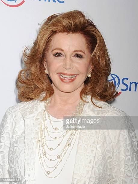 Actress Suzanne Rogers attends the 2014 Operation Smile Gala at the Beverly Wilshire Four Seasons Hotel on September 19 2014 in Beverly Hills...